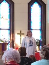 Pastor Terri