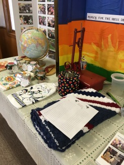 Items for sale to support Nigerian Well Mission