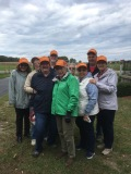 Claybanks volunteer at Ragnar Relay Race